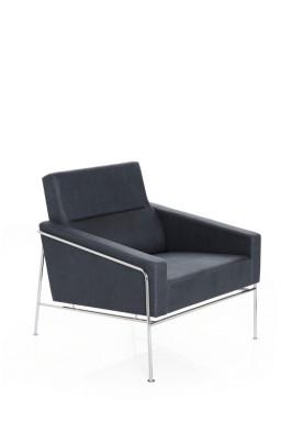 Fritz Hansen - Fauteuil Series 3300™ par Arne Jacobsen