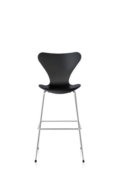 Fritz Hansen - Siège de Bar Séries 7™ placage laqué par Arne Jacobsen