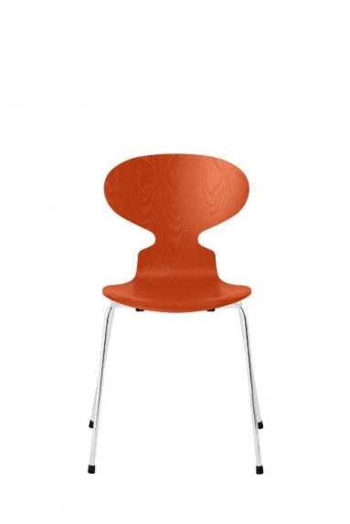 Fritz Hansen - ANT™ Chair Colored Ash by Arne Jacobsen