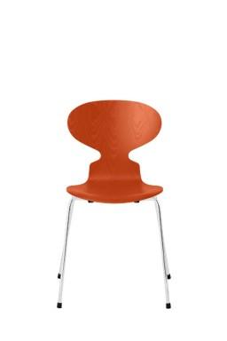 Fritz Hansen - Siège ANT™ frêne teinté par Arne Jacobsen