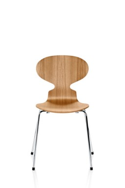 Fritz Hansen - Siège ANT™ Placage laqué par Arne Jacobsen