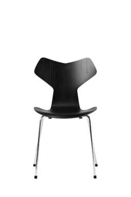 Siège GRAND PRIX™ Frêne teinté par Arne Jacobsen