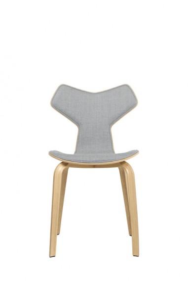 Fritz Hansen - Siège GRAND PRIX™ revêtement dossier par Arne Jacobsen