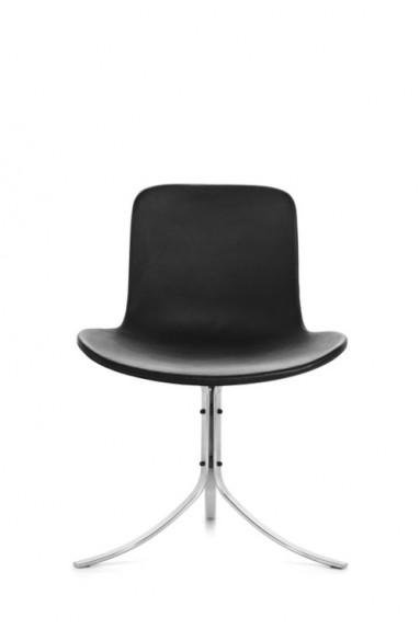Fritz Hansen - PK9™ Chair by Poul Kjærholm
