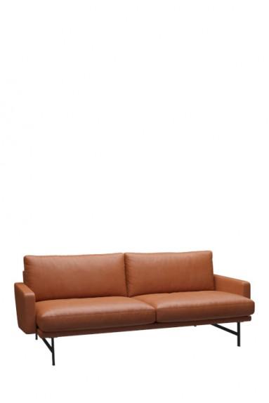 Fritz Hansen - LISSONI SOFA™ Leather by Piero Lissoni