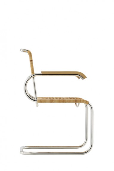 Tecta Bauhaus - D40 Bauhaus-cantilever chair