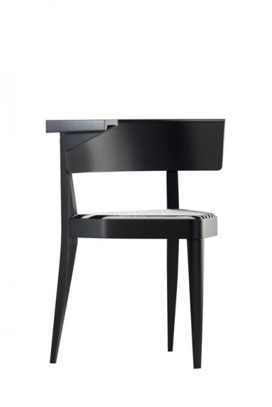 Tecta Bauhaus - B1 Asymmetric chair