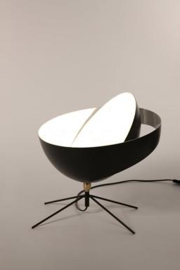 Serge Mouille - Lampe à poser Saturne