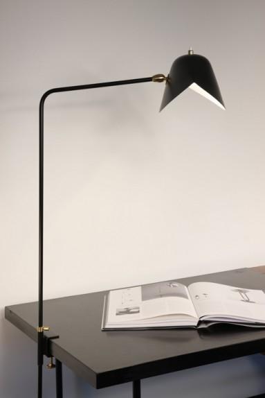 Serge Mouille - Lampe Agrafée simple Serge Mouille