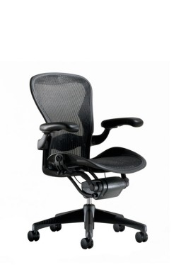 Herman Miller - Aeron Graphite Grey