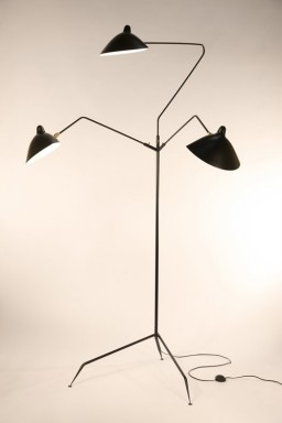 Serge Mouille - Floorlamp 3 arms