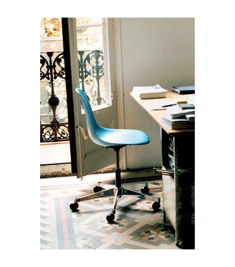 Vitra Plastic Side Chair Pscc Charles Ray Eames