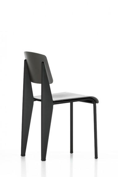 Vitra - Chaise Standard SP plastique Vitra