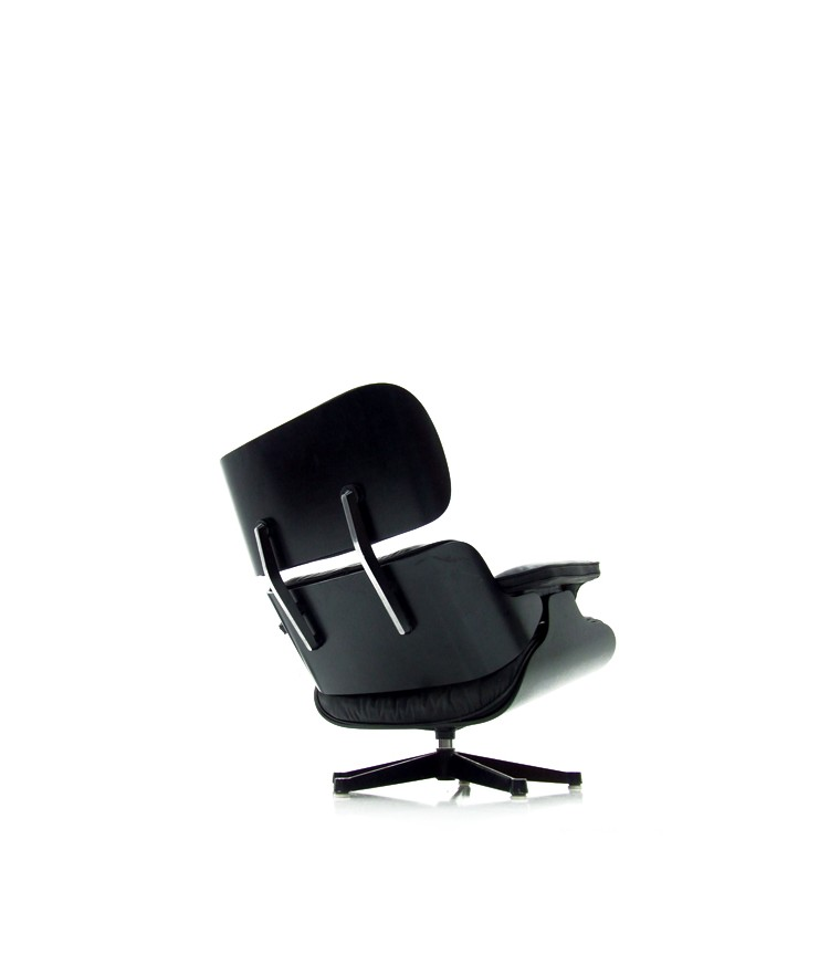 Vitra lounge chair charles ray eames for Siege eames vitra