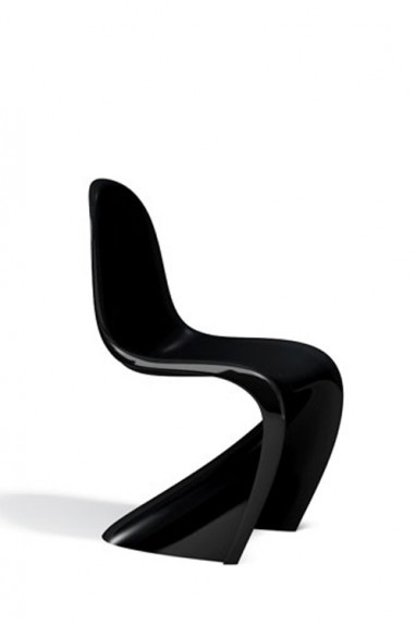 vitra panton chair verner panton. Black Bedroom Furniture Sets. Home Design Ideas
