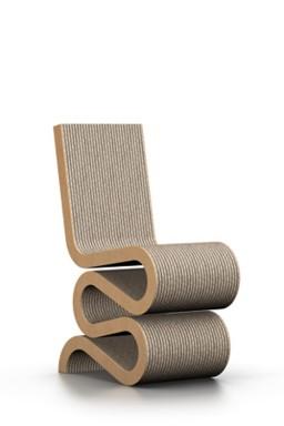 Vitra - Wiggle Side Chair