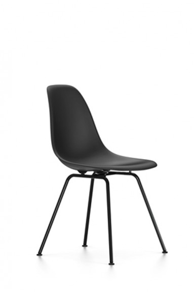 vitra plastic side chair dsx charles ray eames. Black Bedroom Furniture Sets. Home Design Ideas