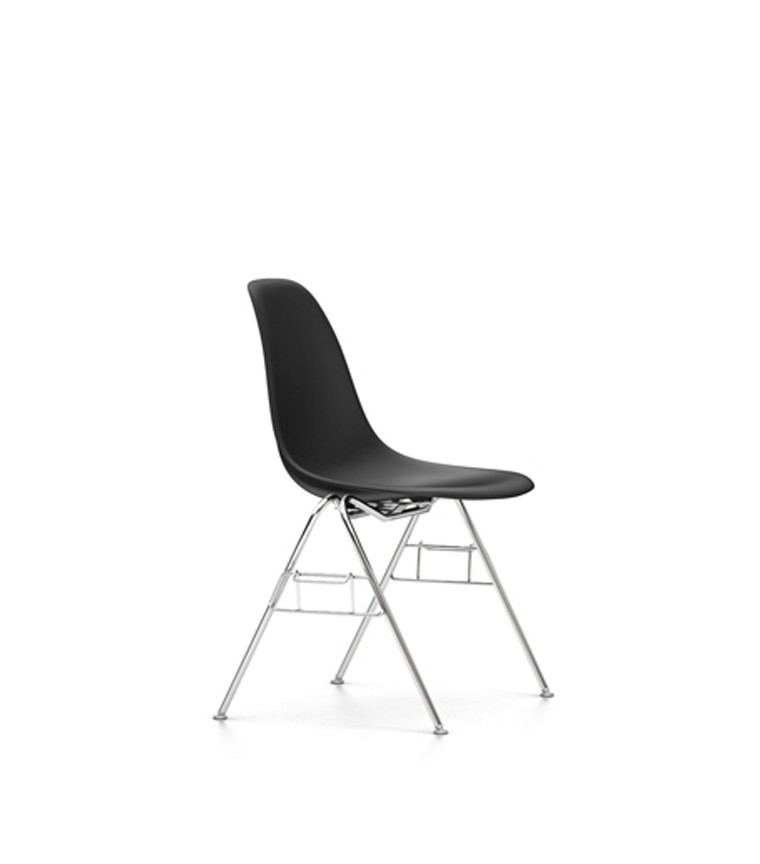 vitra plastic side chair dss charles ray eames. Black Bedroom Furniture Sets. Home Design Ideas