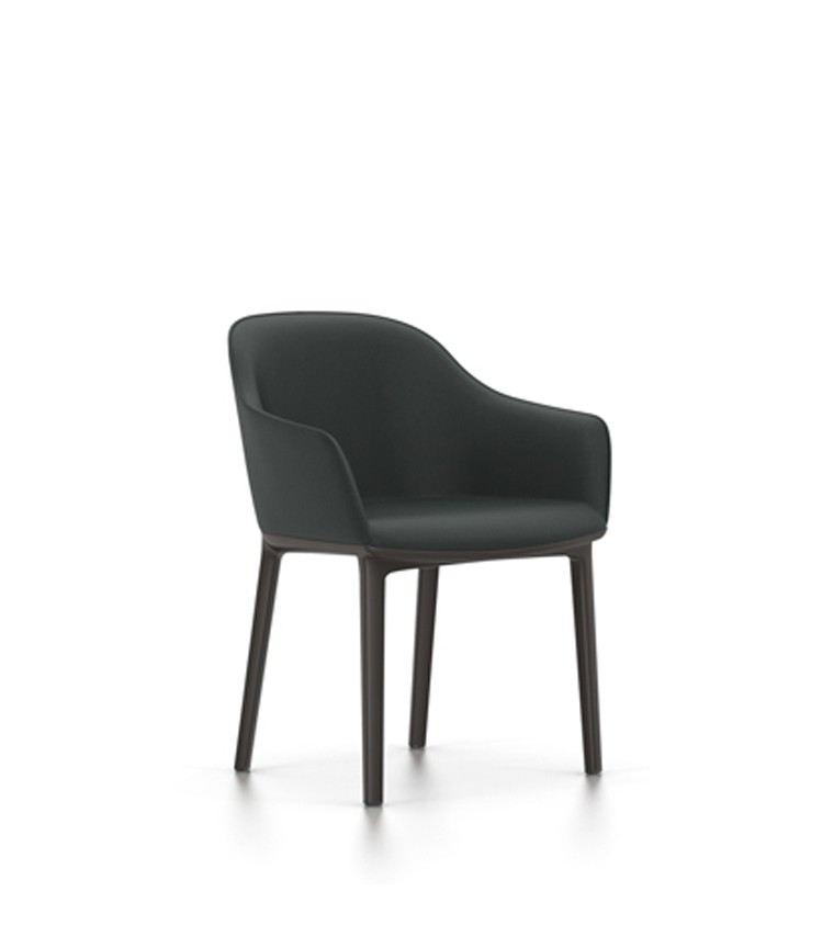 vitra softshell chair ronan erwan bouroullec. Black Bedroom Furniture Sets. Home Design Ideas