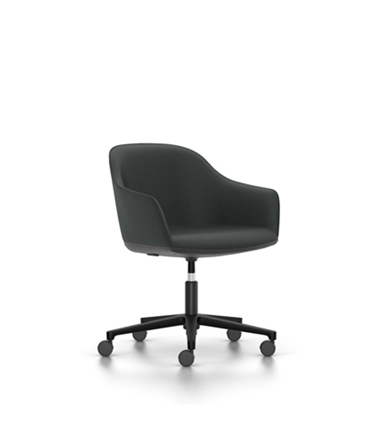 vitra softshell chair 5 star ronan erwan bouroullec. Black Bedroom Furniture Sets. Home Design Ideas