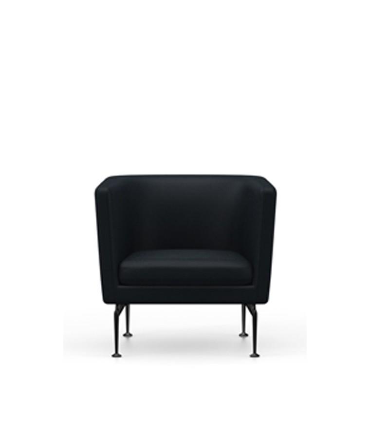 vitra suita club armchair antonio citterio. Black Bedroom Furniture Sets. Home Design Ideas
