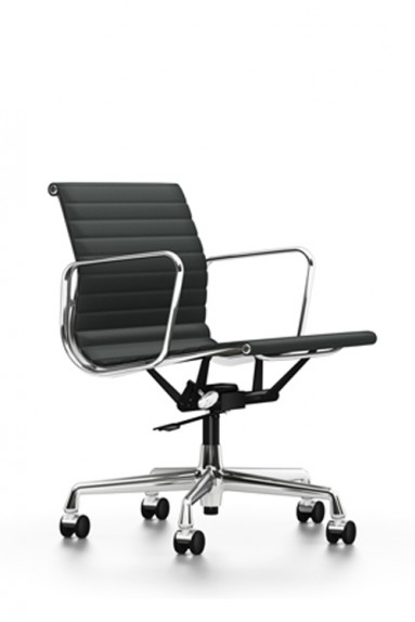 Vitra aluminium chair ea117 charles ray eames for Eames ea 117 replica