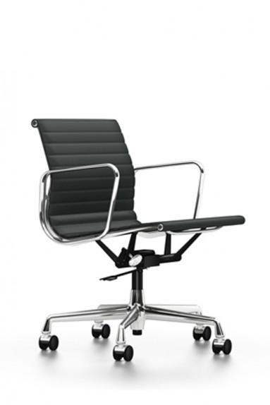 Vitra aluminium chair ea117 charles ray eames for Vitra eames prix