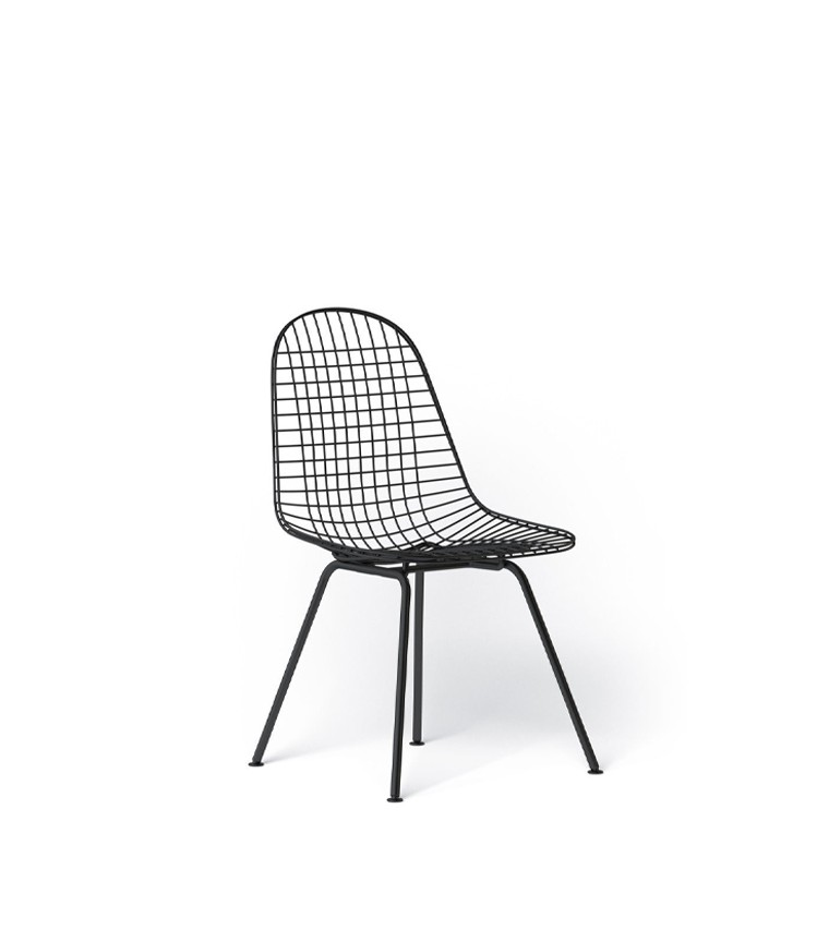 vitra wire chair dkx charles ray eames. Black Bedroom Furniture Sets. Home Design Ideas