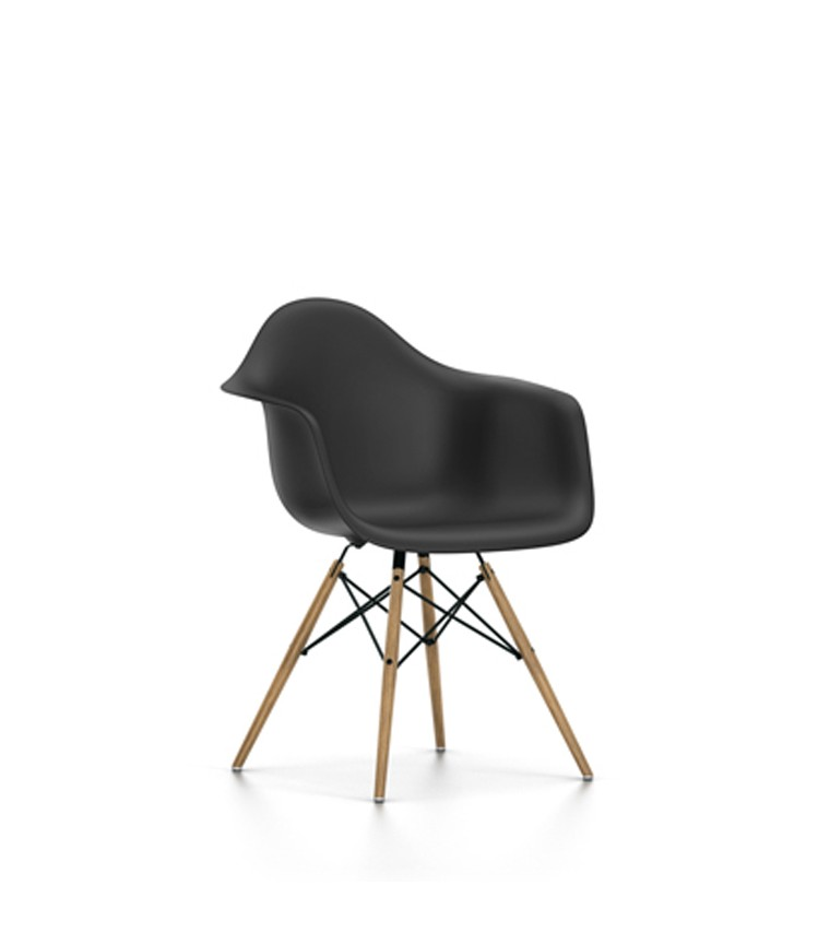 eames plastic chair daw vitra uber modern. Black Bedroom Furniture Sets. Home Design Ideas