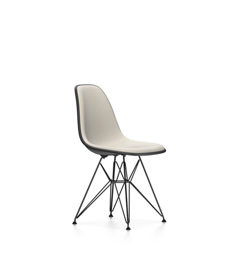 vitra plastic side chair dsr charles ray eames. Black Bedroom Furniture Sets. Home Design Ideas