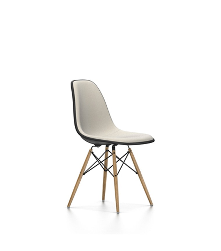 vitra plastic side chair dsw charles ray eames. Black Bedroom Furniture Sets. Home Design Ideas