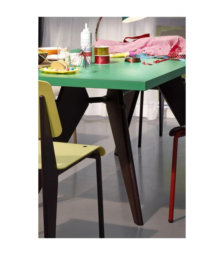Vitra Em Table Hpl Jean Prouve