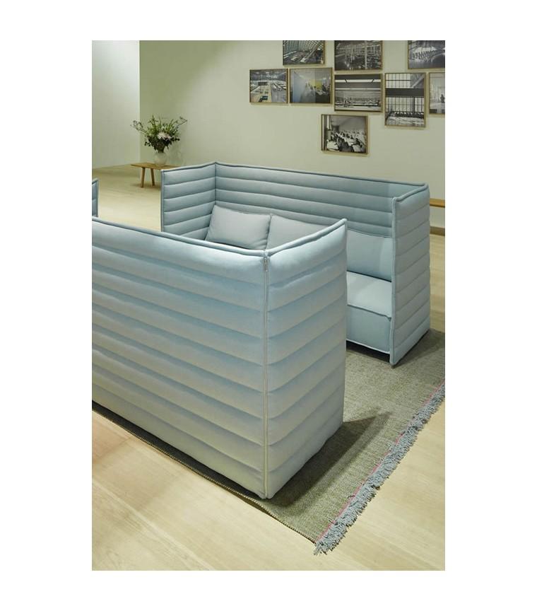 vitra ronan erwan bouroullec alcove highback sofa. Black Bedroom Furniture Sets. Home Design Ideas