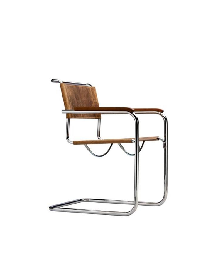 thonet mart stam s 34. Black Bedroom Furniture Sets. Home Design Ideas