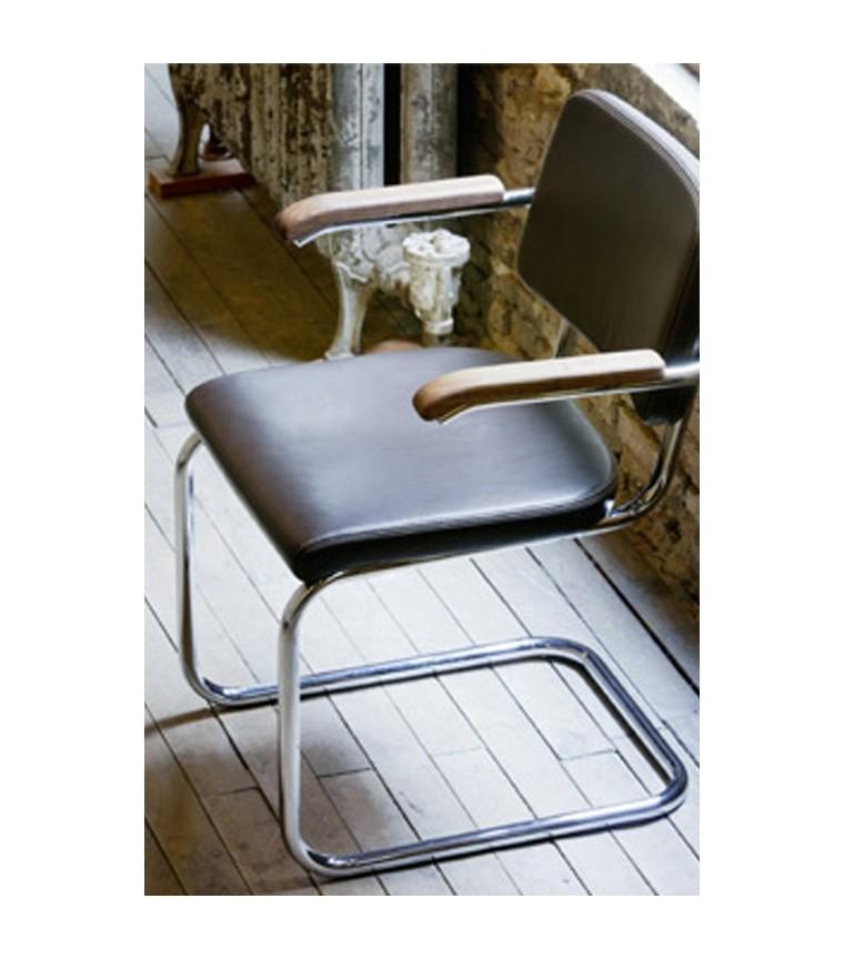 thonet mart stam s 43 pvf. Black Bedroom Furniture Sets. Home Design Ideas
