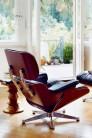 UBER-MODERN - Vitra Lounge Chair & Ottoman Charles Ray Eames