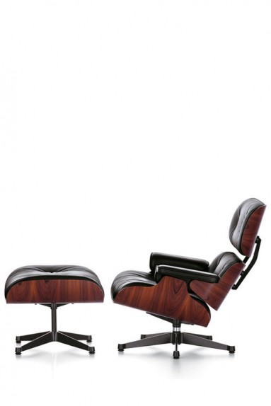 Vitra - Lounge Chair et Ottoman Vitra