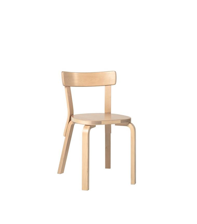 Next  sc 1 st  Artek - UBER-MODERN & Artek Chair 69 Alvar Aalto
