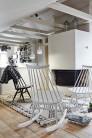 UBER-MODERN - Artek Mademoiselle Rocking Chair Ilmari Tapiovaara