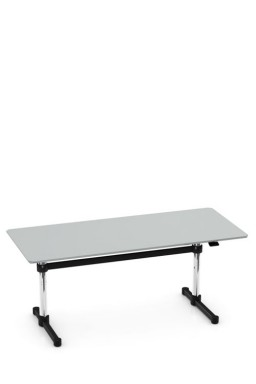 USM Haller - Desk stand up sit down USM Kitos M 180 x 90 cm
