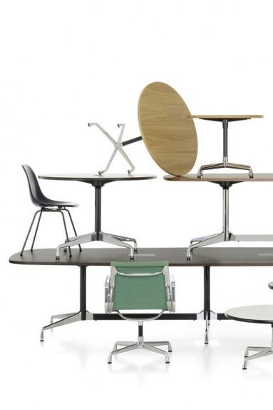 Vitra - Eames Segmented Table Ø110 cm Vitra