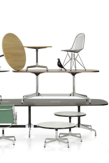 Vitra - Eames Segmented Table Ø130 cm Vitra
