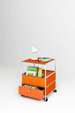 USM Haller - Solutions Kids N°01 USM Haller Système de rangement 1 tiroir 53 x 53 x h68 cm