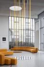 UBER-MODERN - LaCividina Osaka sofa 380 cm Pierre Paulin