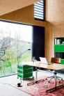 UBER-MODERN - Caisson 3 tiroirs sur roulettes USM Haller 39,5 x 50 xh60,5cm | UBER-MODERN