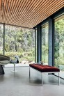 UBER-MODERN - Florence Knoll Relax bench 2 seats