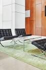 UBER-MODERN - Florence Knoll Table Basse Carrée 120