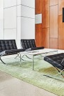 UBER-MODERN - Florence Knoll Rectangular End Table
