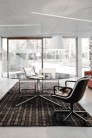 UBER-MODERN - Florence Knoll Table Ovale 198