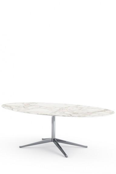Knoll - Florence Knoll Oval High Table 244